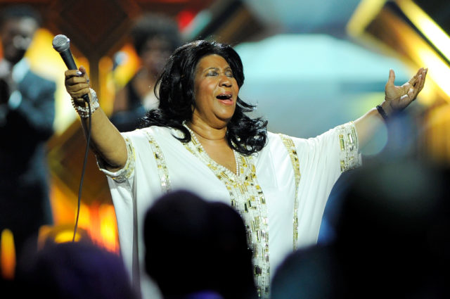 Aretha Franklin passes away at age 76 from advance pancreatic cancer
