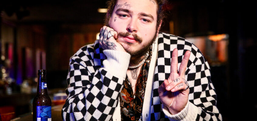 BREAKING:  Post Malone Plane has landed safely
